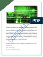 Instalacion y Configuracion de Virtual Box COMPUTAXION
