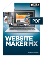 Website Maker Mx d
