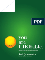 "Sample Chapter of ""You Are LIKEable"""