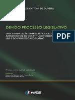 Cattoni, Marcelo - Devido Processo Legislativo