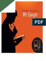 Alessandro Baricco - Mr Gwyn #1.0~5