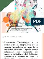 tanatologia entrevista