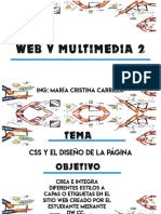 Web y Multimedia 2 Infografia