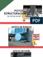Apoyos de Estructuras