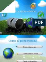Chimia Si Igiena Apei, Aerului Si Solului- Poluare În Industria Alimentară