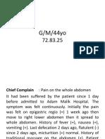 gewol appendisitis perforasi