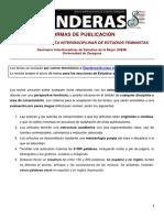 Normas Publicación FILANDERAS