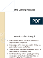 Traffic Calming Measures