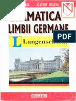 G. HELBIG - Gramatica Limba Germana