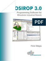 Cosirop Programare First Steps Programare Robot