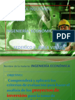 Temarios Ingenieria Economica