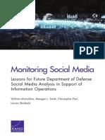 5 Monitoring Social Media