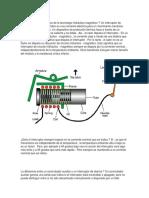 Interruptor Hidromagnético o Magnético Hirdaúlico(Hydraulic Magnetic Circuit Breakers)