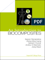 (Series on Biomaterials and Bioengineering 1) Seeram Ramakrishna, Zheng Ming Huang, Ganesh V. Kumar, Andrew W. Batchelor, Joerg Mayer-An Introduction To Biocomposites-World Scientific Publishing Compa.pdf