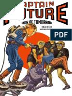 Edmond Hamilton - Capitán Futuro - Antología Ilustrada (Rev)