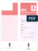 ADIR Protocolo Entrevista