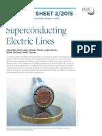 Fact Sheet Superconductivity