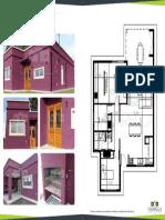 Plano Casa Los Cardales Casarella 01