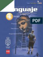 Lenguaje IV Medio SM Explorando