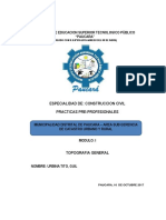 Informe i Urbina Tito, Guil