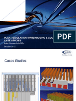 Cards PLM Solutions - Warehousing & Logistics Case Presentation