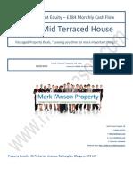 Pinkerton Avenue Investment Brochure MIP