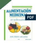 Alimentacion Medicinal Jorge Valera