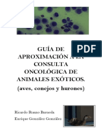Oncologia exoticos