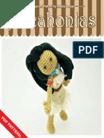 Amigurumi Pocahontas c