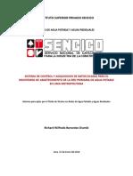 Sistema de Control y Adquisicion de Datos
