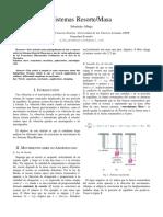 Aplicaciones Ecuaciones Diferenciales Mecanica