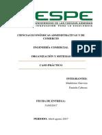 Caso Practico Organización y Sistemas