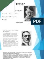 Adolf Hitlern Deni