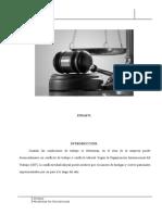 DERECHO PROCESAL LABORAL SEMANA 1, ENSAYO.doc