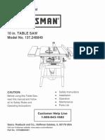 CRAFTSMAN MESA DE CORTE.pdf