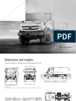 Unimog U4023-U5023 Technical Information
