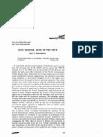 Leon Trotsky , dupe of the NKVD  by Rita T. Kronenbitter.pdf