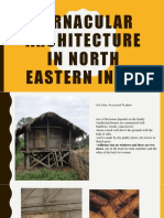 Vernacular Architecture in North Eastern India