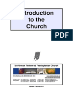 Introduction to the Church