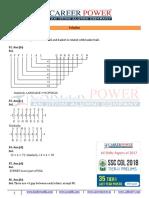 SSC CHSL Set 20 Solutions