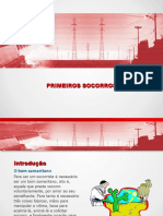 PRIMEIRO SOCORROS