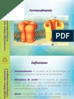 Farmacodinamia Dr Roberto Mendoza