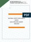 MSDS _Material Safety Data Sheets JINCHAN
