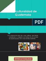Interculturalidad de Guatemala