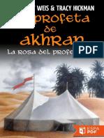 El Profeta de Akhran - Margaret Weis y Tracy Hickman