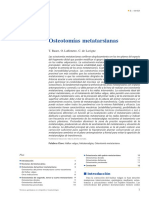 04 - Osteotomías metatarsianas