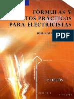 Formulas y Datos Practicos Para Electricistas.