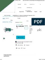 Niigata Seiki Welding Gauge Dwg-20g (Digital Type)