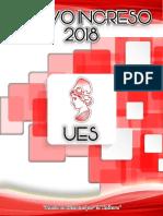 Guia Informativa 2018 UES