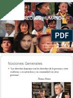 20100429 Los Derechos Humanos